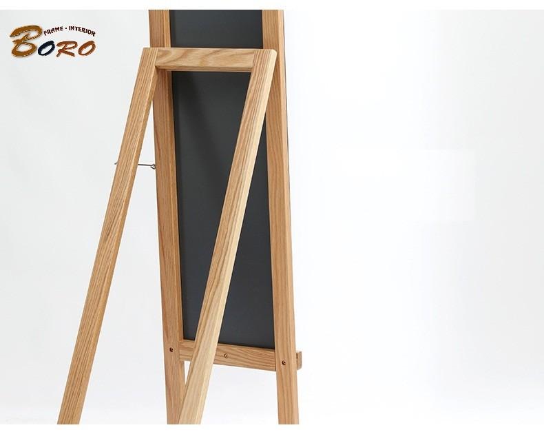 Gương soi khung gỗ (tràn viền) GTV100
