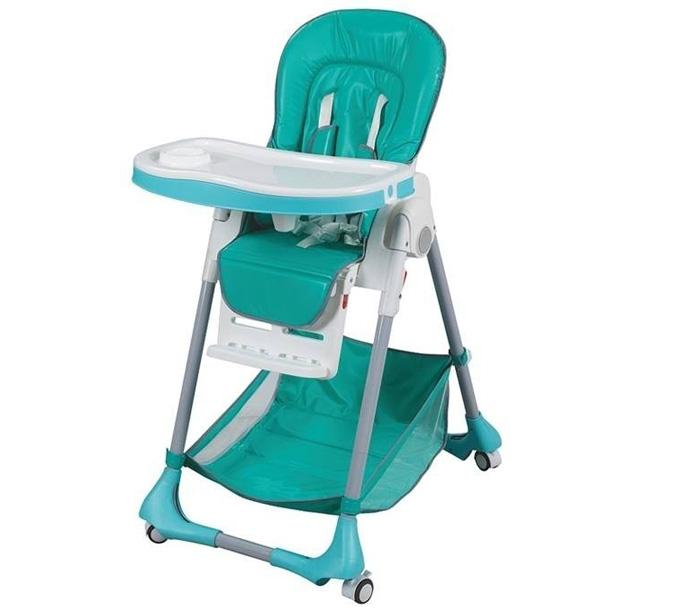 Ghế ăn đa năng Aricare 1105 màu xanh
