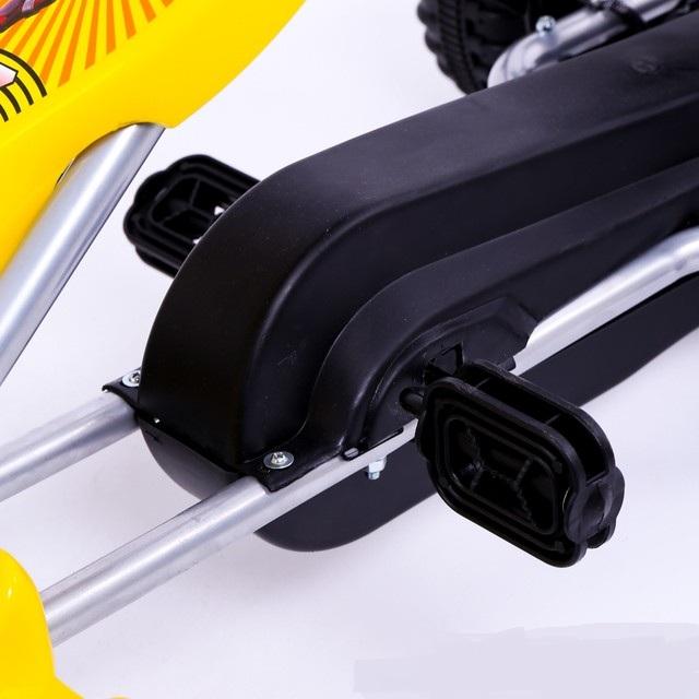 Xe ô tô đua đạp chân 4 bánh Big Wheel Kart