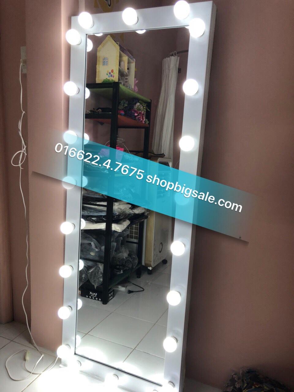 Gương đèn led 60 x 1m6